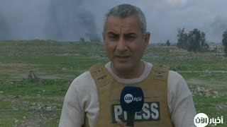 أخبار عربية | القوات العراقية تحرر مستشفى نينوى الأهلي غرب #الموصل