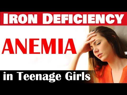 Anemia In Teenage Girl: Causes, Symptoms, Treatment   Iron deficiency in teenage girls