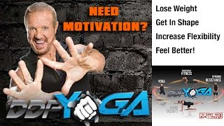 ddpyoga demo strength builder workout from ddp yoga
