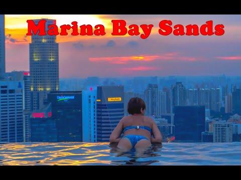 Lo mejor de Singapur: Marina Bay Sands  HOTEL with Infinity Pool
