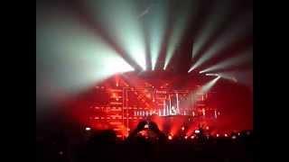 David Guetta Luxembourg Rockhal 10 juin 2011: Ouverture du concert