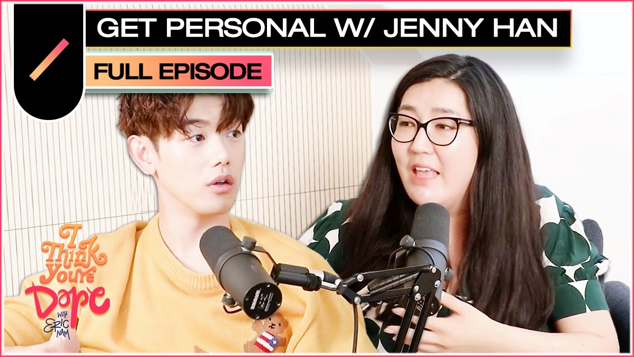 Eric Nam Interviews Author Jenny Han I ITYD Ep. #2