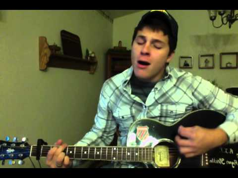 Jason Aldean tattoos on this town Beau Thomas cover - YouTube