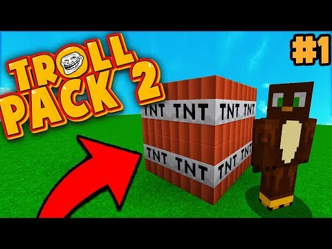 TROLLING ALL THESE YOUTUBERS! - Troll Pack EP 1