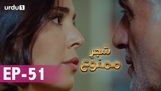 Shajar-e-Mamnu | Episode 51 | Turkish Drama  | Forbidden Fruit | Urdu Dubbing | 18 February 2021