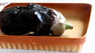 Eggplant Mutabal (baba Ghanoush)