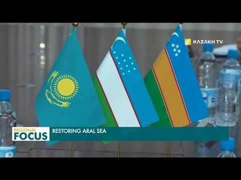 Kazakhstan and Uzbekistan will restore the Aral Sea