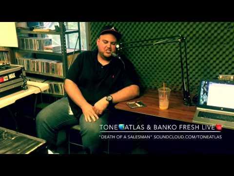 Tone Atlas & Banko Fresh - 87.7FM LIVE performance of tracks off the Album