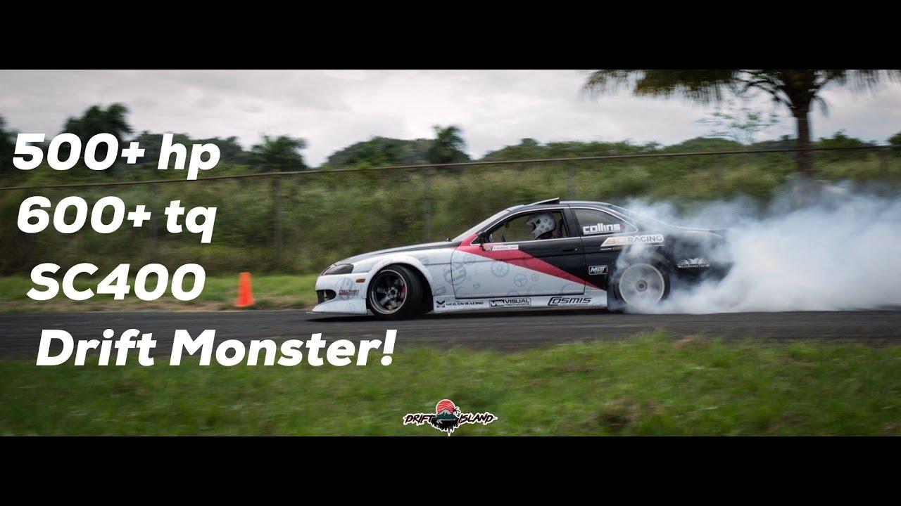 Sc400 Drift Monster Youtube