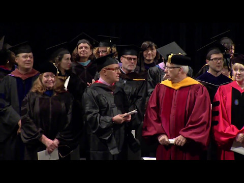 College of Design Commencement May 13, 2017