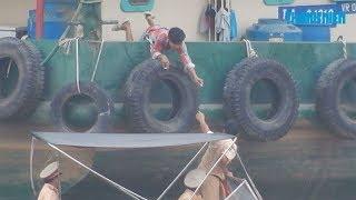 ĐIỀU TRA   Luật ngầm sông Đồng Nai: Cảnh sát, thanh tra giao thông kiểm tra chớp nhoáng