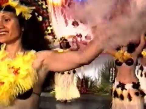 MOE MOEA, - version intégrale - spectacle Tahitien - 1993