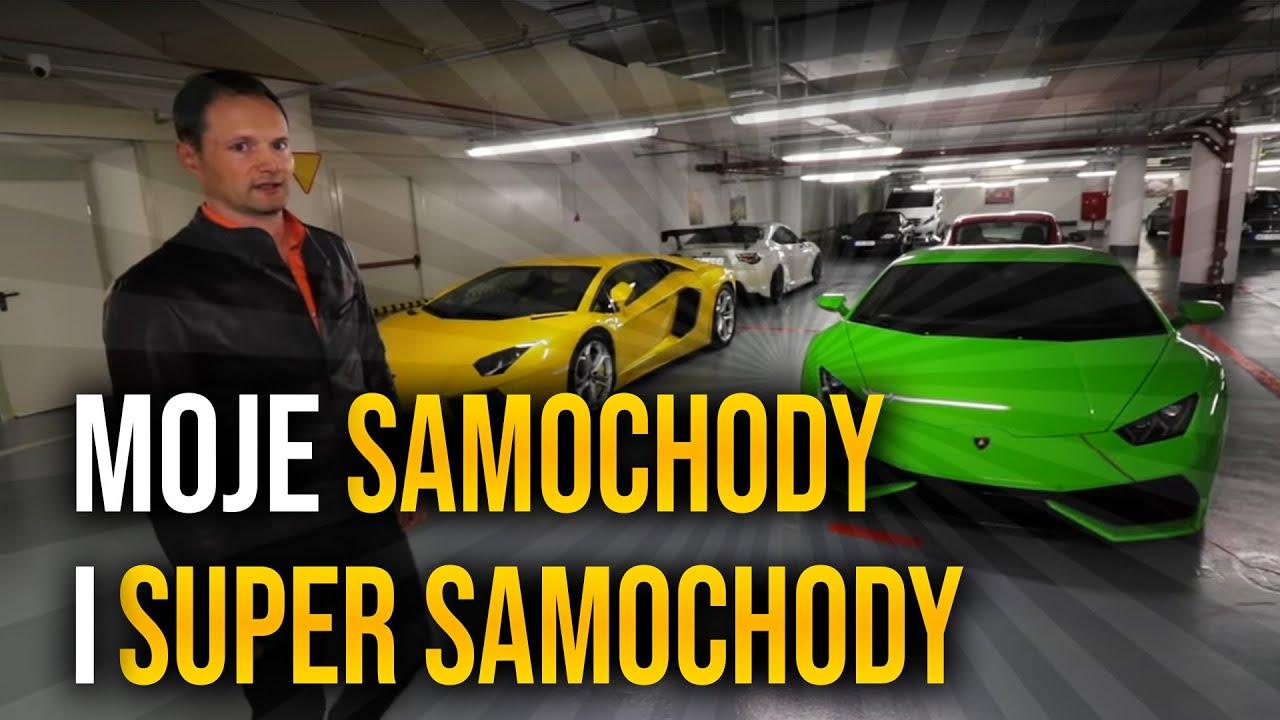 moje samochody i super samochody