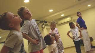 видео День открытых дверей в Студии ВОЗДУХ