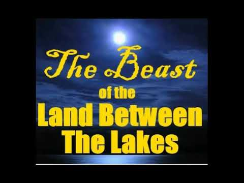 BEAST OF LAND BETWEEN THE LAKES OF KENTUCKY