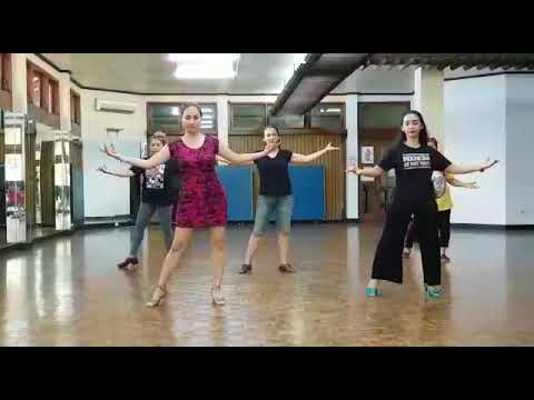 Rest Your Love On Me Line Dance by Tuti HD ( Happy Dancing Club Indonesia )
