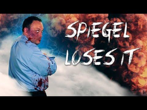 Spiegel Loses It