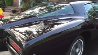 Buick riviera 1971 fresh paint boulevard black from #eastwo