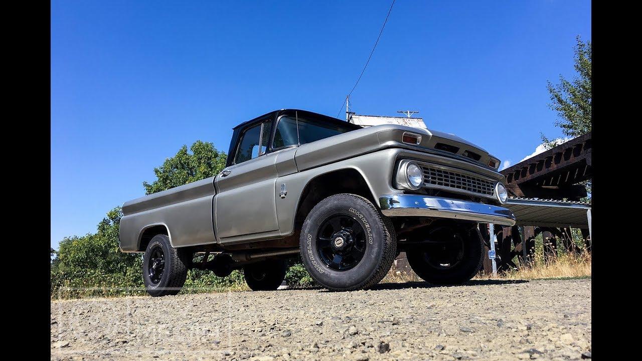 1963 Chevrolet K20 4x4 Youtube