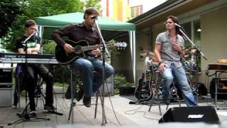 Bounce - Bon Jovi Tribute - Bed Of Roses unplugged (Telefonstörung)
