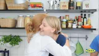 IKEA schafft Platz: Katharinas viel zu kleine Küche