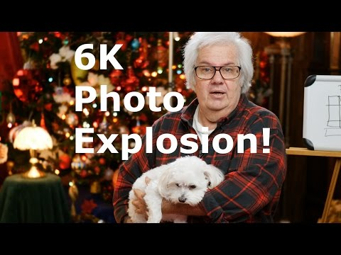 Panasonic GH5 6K Photo Explosion