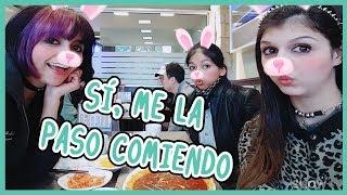 (mini-mini-vlog) Dosito al veterinario y A MORFAR COREANO