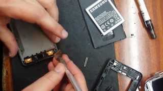 samsung i9100 Galaxy S2 замена дисплейного модуля