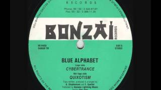 Blue Alphabet - Cybertrance
