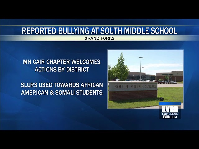 Video: CAIR-MN Welcomes ND School Officials' Action Against Islamophobic Bullying of Students