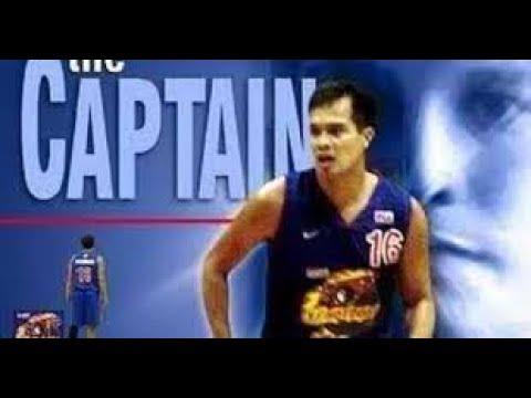 Alvin Patrimonio: 4 Time MVP The Captain