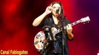 Ana Carolina & Seu Jorge - Quem Não Quer Sou Eu (BH - 29/04/16) 4K