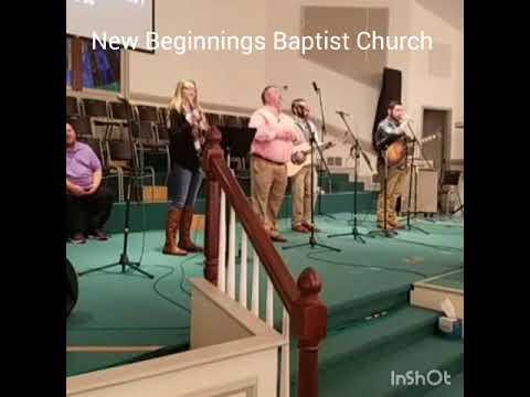 New Beginnings Baptist Church worship team