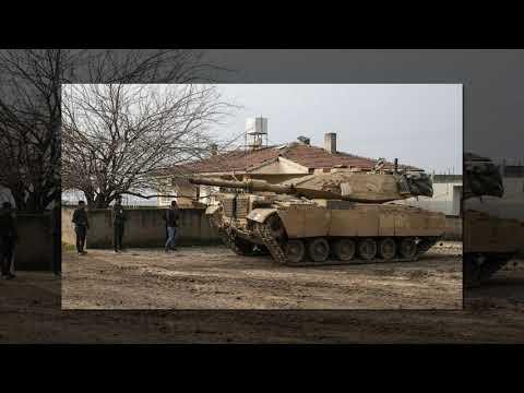 Война Турции против России сотни танков БМП авиация тысячи военных ВС Турции пересекли границу Сирии