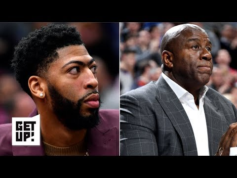 Lakers didn't start the Anthony Davis trade process in good faith – Richard Jefferson   Get Up!