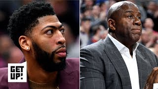 Lakers didn't start the Anthony Davis trade process in good faith - Richard Jefferson | Get Up!