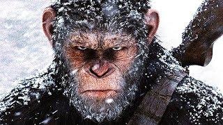 """Планета обезьян. Война"". Обзор фильма"