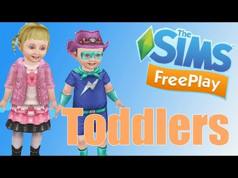 Sims Freeplay | Guide to Toddlers