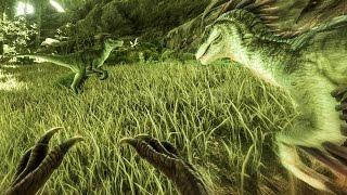 ARK: Survival Evolved — В роли животных