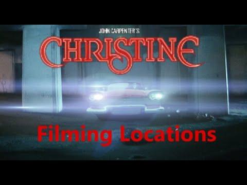 Christine 1983 - Intro Scene