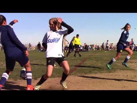 FC Valencia G06 vs Murietta Surf G06 blue State Cup 2-24-18 1sthf
