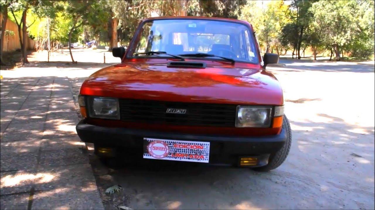 Edicion Limitada Fiat 147 Gl Punta Tiburon Youtube