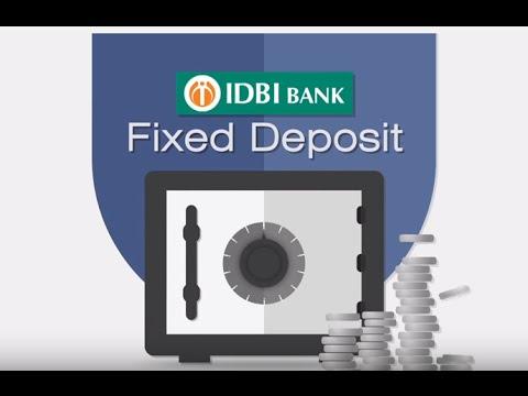 IDBI Bank Fixed Deposit