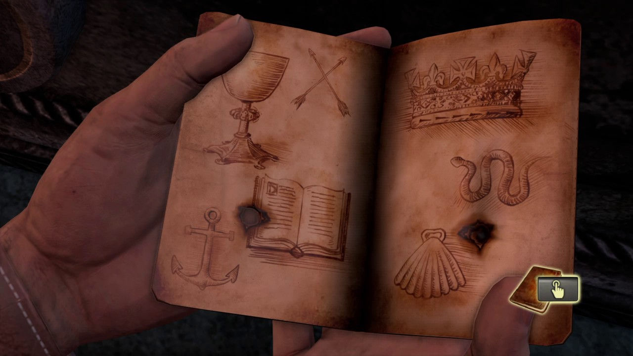 Uncharted Drakes Fortune Chapter 15 Puzzle Sequence Clipzui