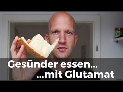 Gesünder essen mit Glutamat