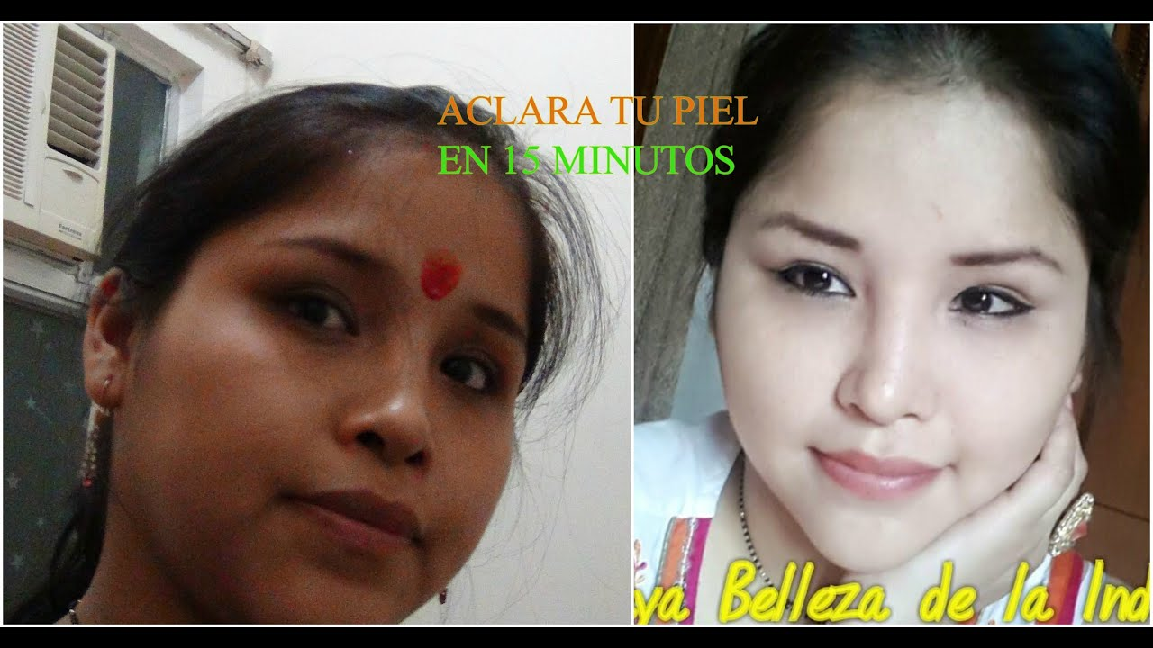 Aclara tu piel naturalmente secreto hindu viyoutube - Secretos de india ...