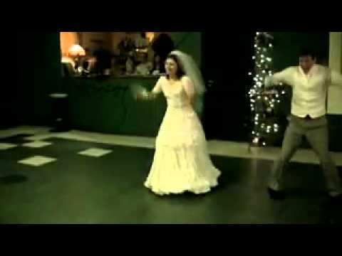Polish wedding dance