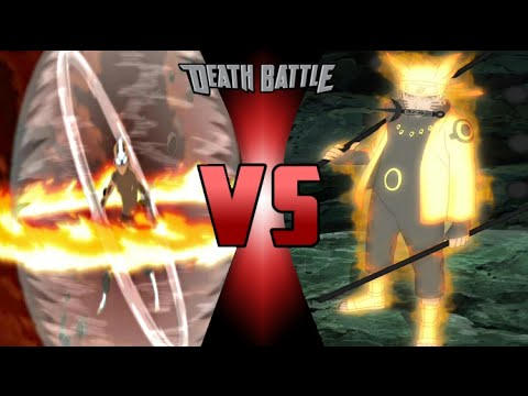 Naruto Uzumaki VS Aang | DEATH BATTLE!