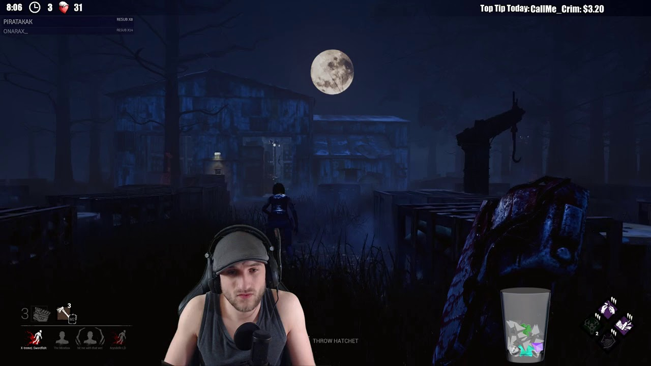 Perk roulette dead by daylight