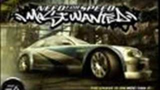 BLOOD AND THUNDER NEED FOR SPEED MOST WANTED